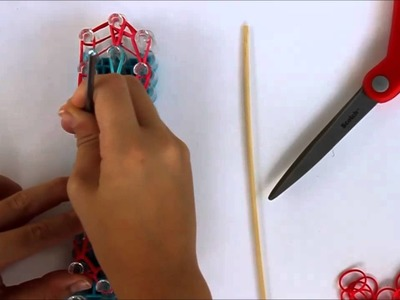 How to Make a Rainbow Loom Skateboard