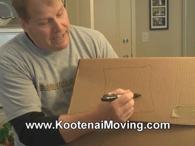 How To Pack Dried Flower Arrangements - Video 6 of 16 - Kootenai Storage and Relocation