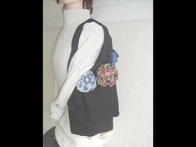How to Turn a Tank Top Into a Tote Bag