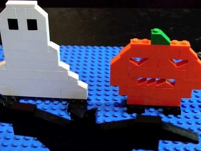 Lego 40020 Halloween Polybag set 40020 Review