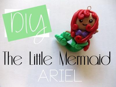Little Mermaid Ariel Tutorial [Polymer Clay ^_^]