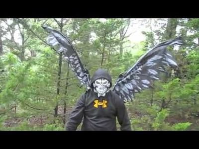Moving Flapping Costume Wings In Your Control Halloween Costume