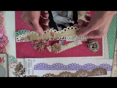 New Sizzix dies for paper crafting