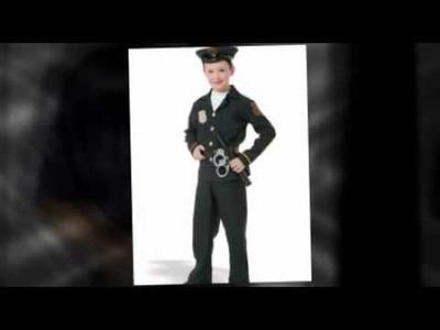 Police Halloween Costume