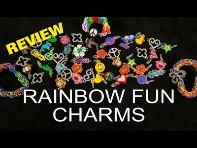 Rainbow Fun Charms Review
