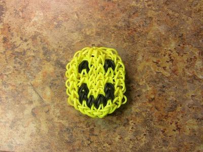 Smiley Face (Happy Face) Rainbow Loom Bracelet
