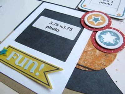 When Life gives you photos, make Scrapbooks!