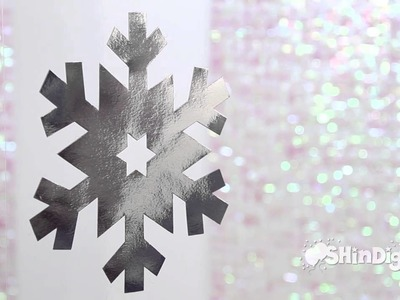 Winter Snowflakes - Shindigz Holiday Decorations - Party Supplies