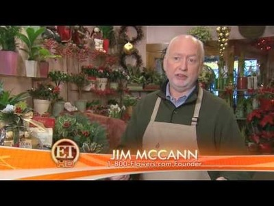 1-800-Flowers.com on Entertainment Tonight for Holiday Gift Guide