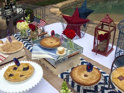 4th of July Party Planning Tips: Decor, Menu and Games