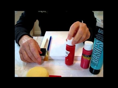 Acrylic Painting Supplies-Canvas for beginners