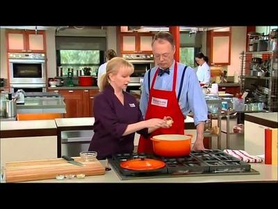 America's Test Kitchen Broccoli Soup