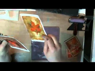 Art Journal Making w. Gelli Plates