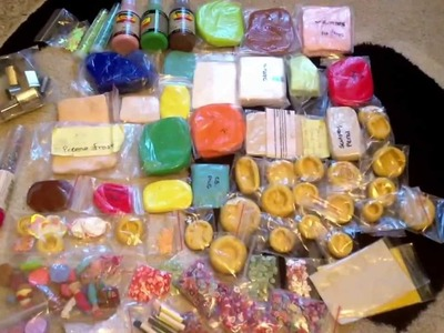 Best Offer - Cheap Polymer Clay Supplies and Squishy Set For Sale!