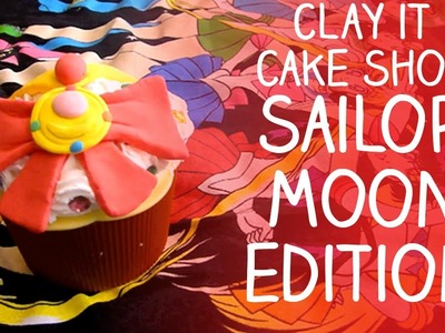 Clay It Cake Shop | ☽SAILOR MOON EDITION☾