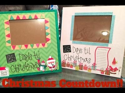 Countdown to Christmas!!