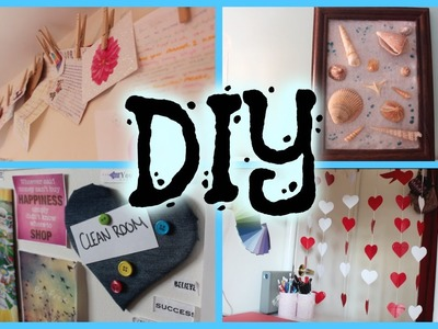 DIY PINTEREST INSPIRED ROOM DECOR - HowToByJordan