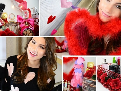 DIY Valentine's Day Room Decorating Ideas! ♥