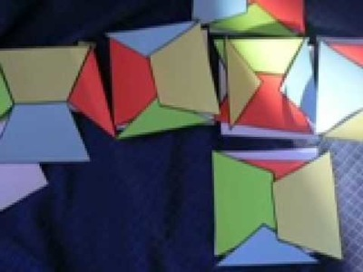 Dodecahedron Transforms into a Cube