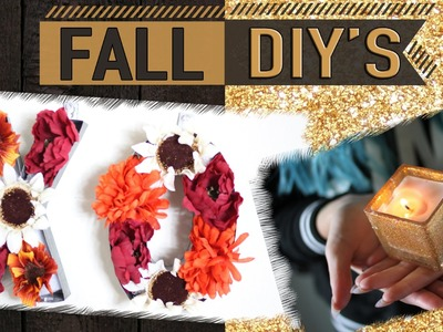 FALL DIY'S | Pinterest Made Easy