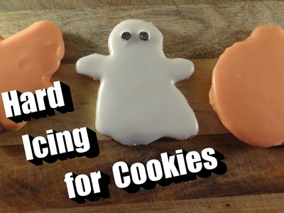 Hard Icing for Sugar Cookies Recipe - EASY!  Make it Delicious by Adding this Ingredient!
