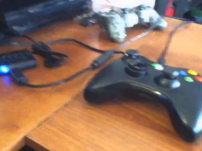 How I Use the Xbox Controller On My PS3