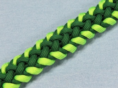 How to make a (TIAT's) Samadhi Sinnet Paracord Bracelet Tutorial (Paracord 101)