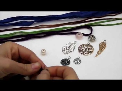Jewelry How To - Make Necklaces in 5 Minutes!