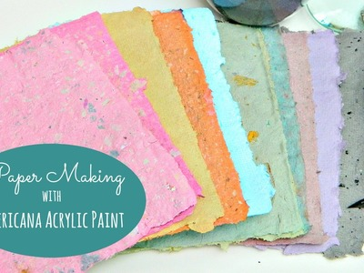 Make Your Own Paper