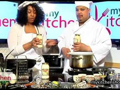 """MY KITCHEN  - Episode 2 - Jasmine Denise """" Rasta Pasta """""""