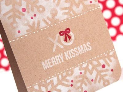 NEW December 2013 Card Kit!