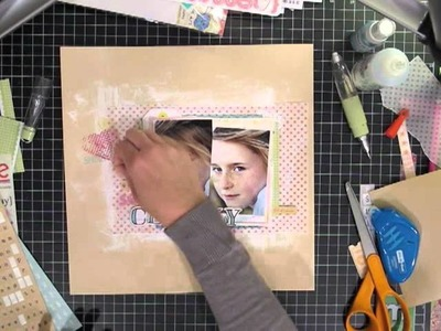 Papercrafter's Corner: The Layered Layout