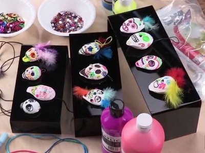 Spoon Skulls - Lesson Plan