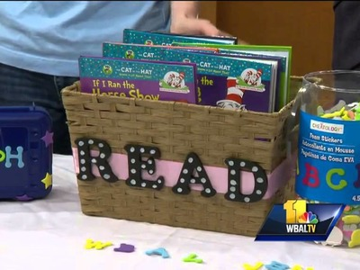 Start back to school preparation with fun crafts