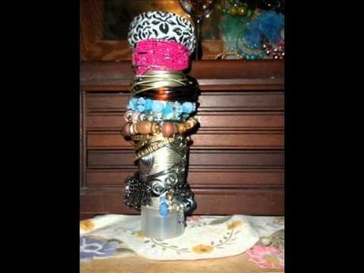 Temporary D.I.Y. Jewelry Holders.wmv
