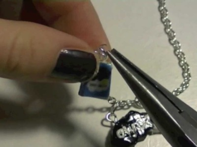The Fault In Our Stars necklace tutorial
