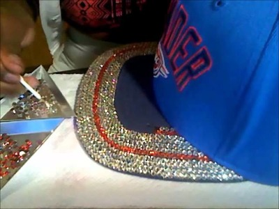 Tutorial: How To Customize A Snapback