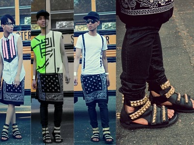 4 DIYs | 7 Givenchy Inspired Outfits | K-POP Looks | Fall 2012