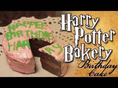 Harry Potter Clay Bakery: Harry's Birthday Cake