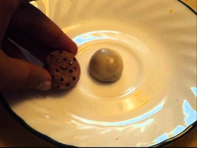 How To Make A Home-Made Squishy Clay Cookie