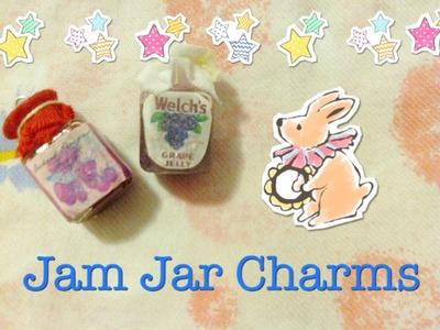 Miniature Jam Jar Tutorial