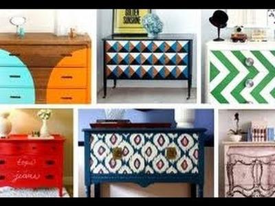 Thrifty DIY: Vintage Dresser Makeover