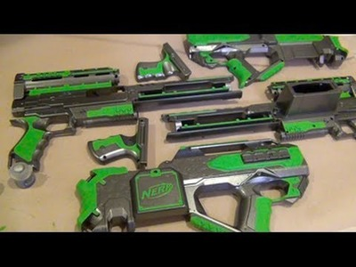 [TUTORIAL] How to Paint a Nerf Gun