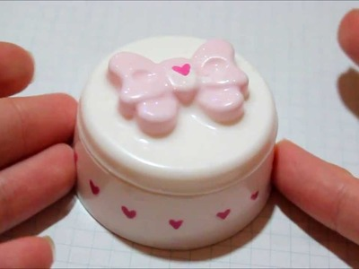 Watch Me Resin VALENTINE'S EDITION: RockStarHottie Bow Trinket Box
