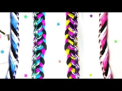 Chain Bracelet KIT by trendiyart !