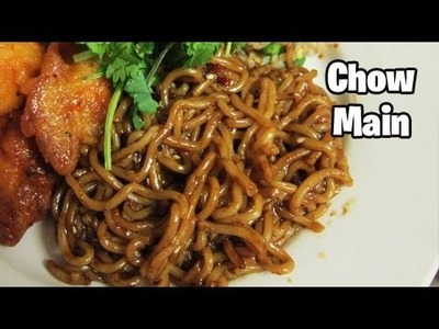 Chow Main Recipe (Cooking with The290ss)