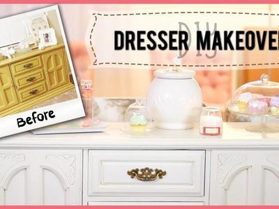 DIY: Furniture Makeover w. Chalk Paint! | ilikeweylie