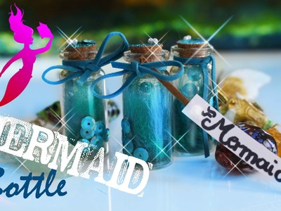 DIY: Mermaid Bottle + GIVEAWAY!