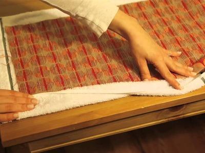 DIY No-Sew Pillow Case #2