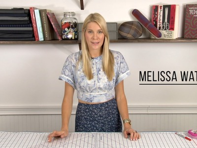 Learn to Fit with Melissa Watson: McCall's M6965 Wide-Leg Pants